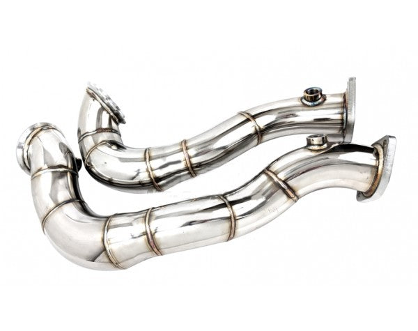 Boost Monkey Catless Downpipes for BMW 335XI N54 AWD