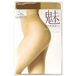 Astigu [Charming] Bare Skin Feel, No Paneling, Copper Brown (L-Ll)