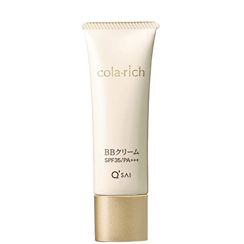 Kyusai Cola Rich BB Cream for Normal Skin, 0.9 oz (25 g)