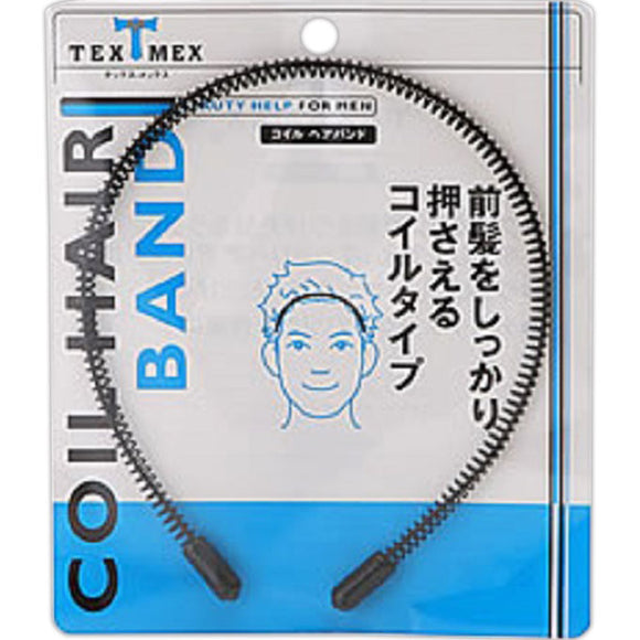 Chantei Tex-Mex Coil Hair Band