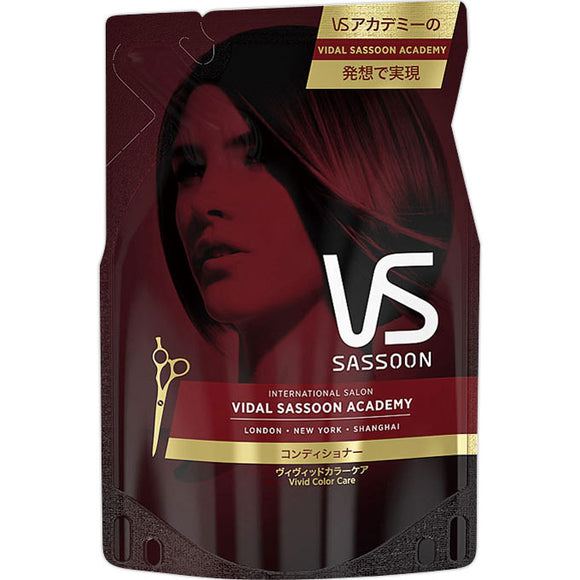 P&G Japan Vidal Sassoon Vivid Color Care Conditioner (Refill) 350G