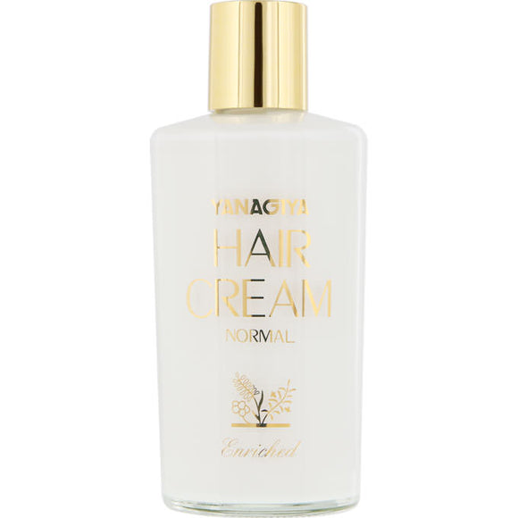 Yanagiya Main Store Yanagiya Hair Cream <Normal> 150Ml