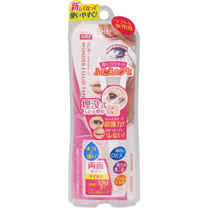 D Up D. U. P Wonder Eyelid Tape Mild N Transparent