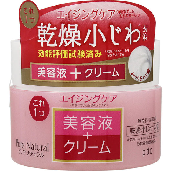 Pdc Pure Natural Cream Moist Lift 100G