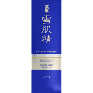 Kose Medicated Sekkisei Semen Emulsion Excellent 140Ml