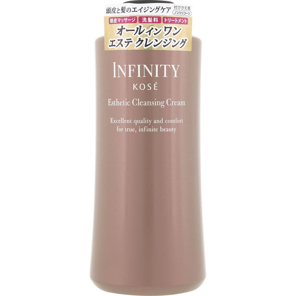 Kose Infinity Esthetic Cleansing (For Replacement) 600Ml