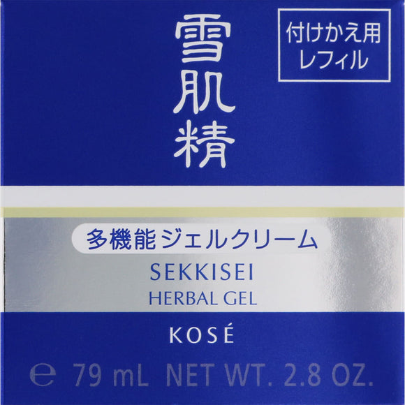 Kose Sekkisei Herbal Gel (Refill) 80G