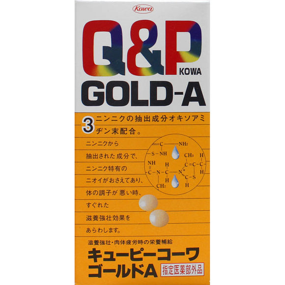 Kowa QP Kowa Gold A 180 tablets