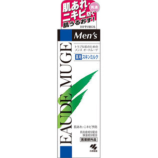 Kobayashi Pharmaceutical Men'S Aude Mooge Medicated Skin Milk 100G