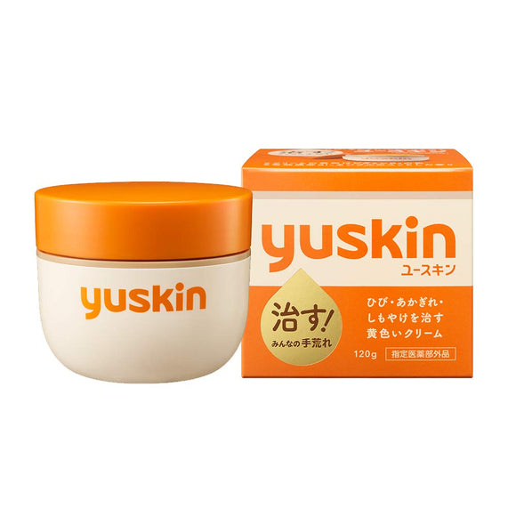 Yuskin 4.2 oz (120 g) Bottle (Designated Quasi-drug) Cream 4.2 oz (120 g)