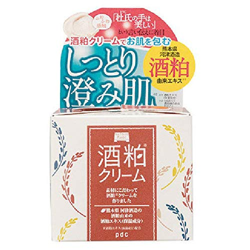 pdc Wa Food maid sake cake cream (55g) moisturizing cream