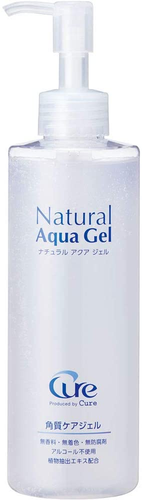 Natural Aqua Gel Cure 250G