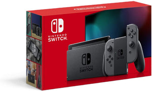 Nintendo Switch Joy-Con(L)/(R) Gray (with longer battery life)