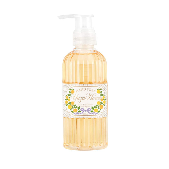 Yuzu Honey Hand Soap