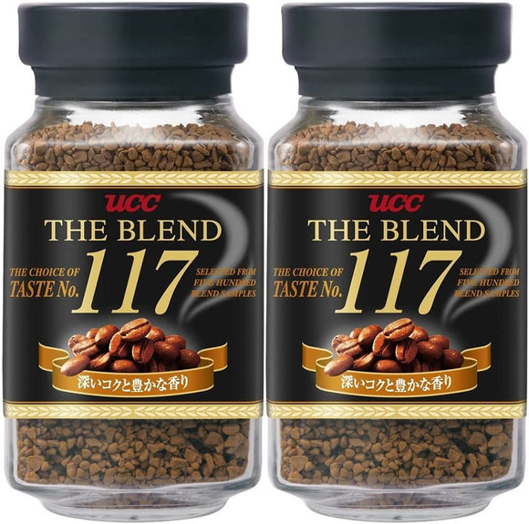 UCC The Blend 117 Instant Coffee 90g x 2