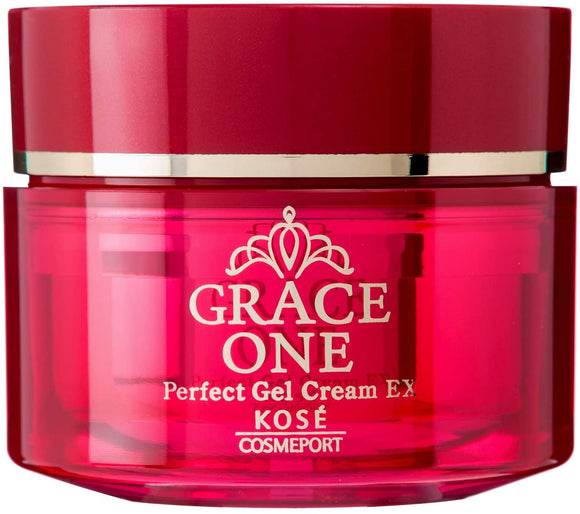 Kose Grace One deep moisturizing repair gel