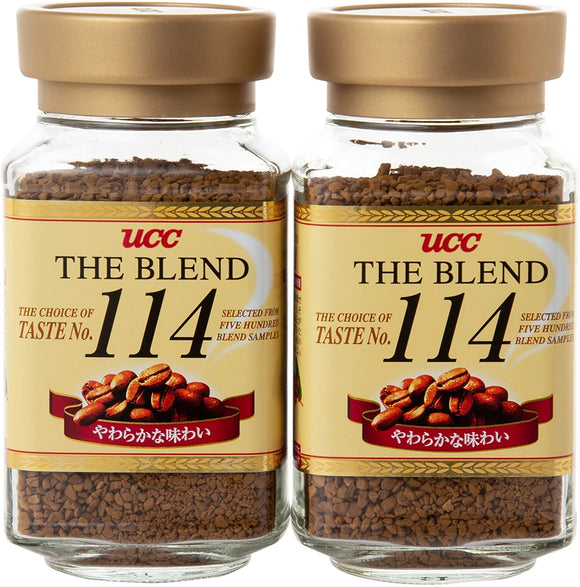 Ucc The Blend 114 Instant Coffee 90g x 2
