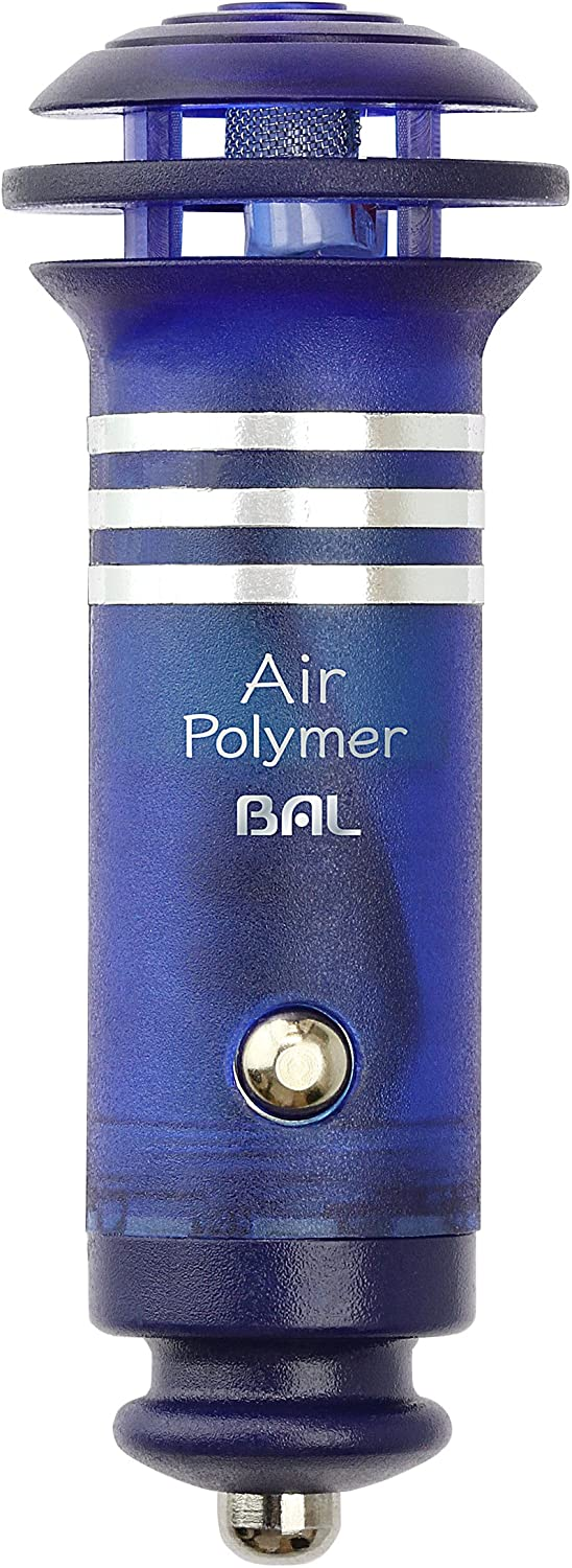 Air Polymer low concentration ozone disinfectant for cars