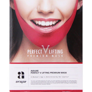Perfect V Lifting Premium Mask Pink 1 Sheet