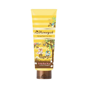 Lib Japan Honeyce© Damage Repair Hair Mask, 220G (Yellow)