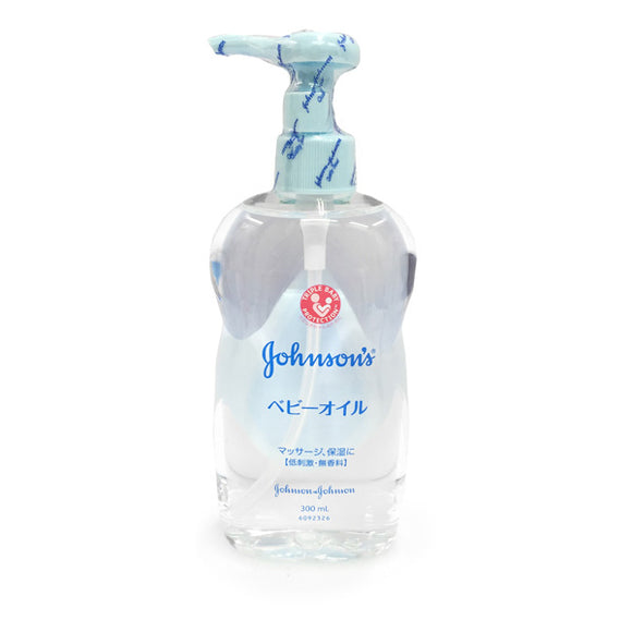 Johnson Baby Oil, Unscented