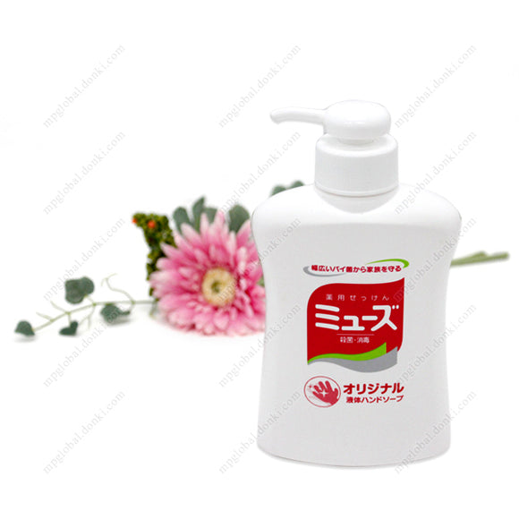 Earth Chemical Liquid Muse Hand Soap, Main Item