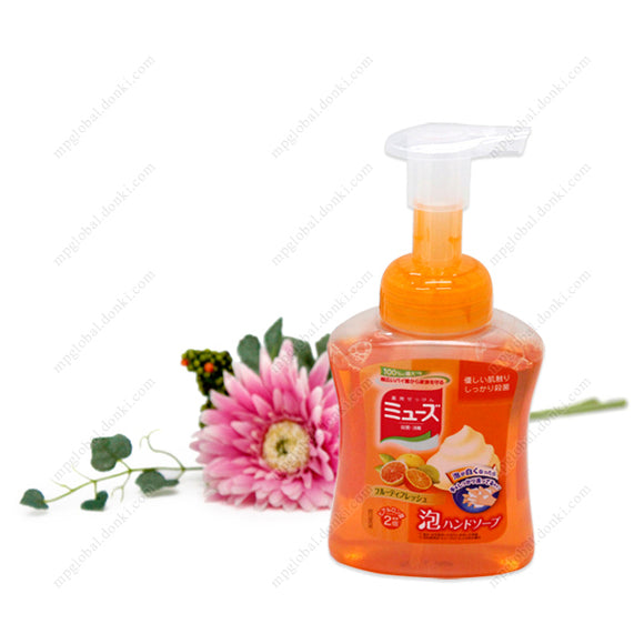 Earth Chemical Foam Muse, Fruity Fresh, Main Item