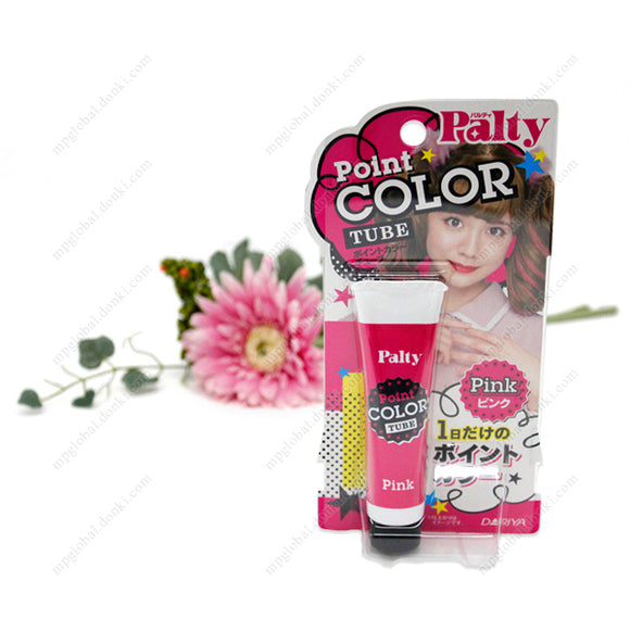 Palty Point Color Tube, Pink
