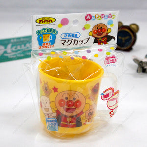 Anpanman Mug Yellow