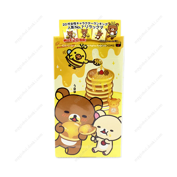 Okamoto Rilakkuma Love-Love Hot, 10 condoms