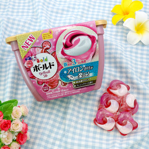 Bold Washing Detergent, Gel Ball 3D, Relaxing Premium Blossom Fragrance, Main Item