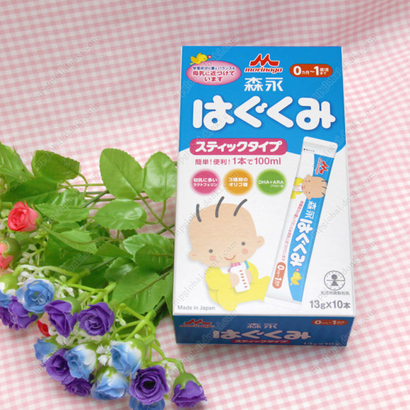 Morinaga Milk Industry, Hagukumi, Stick Pack