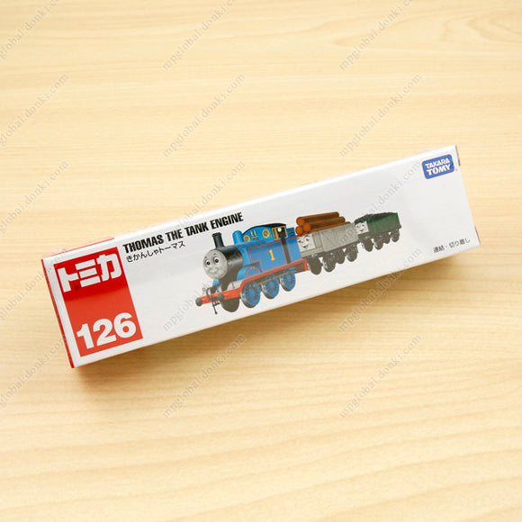 Tomica 126 Thomas The Tank Engine