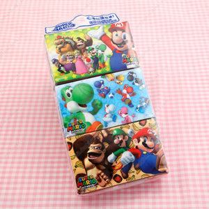 Super Mario Pocket Tissue