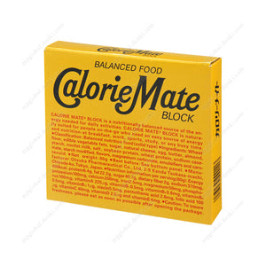 Calorie Mate, Block, Cheese Flavor