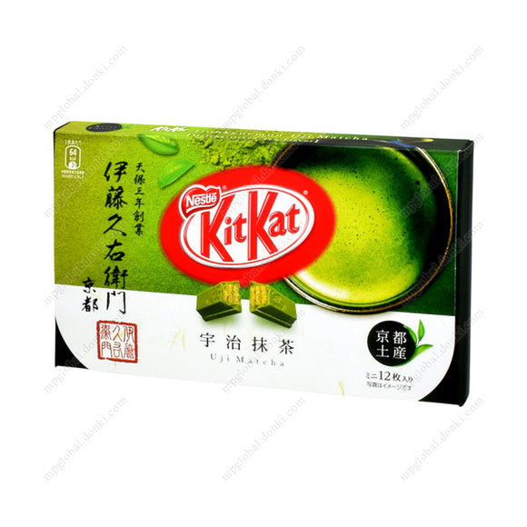 Kit Kat Mini, Itohkyuemon Uji Matcha Tea