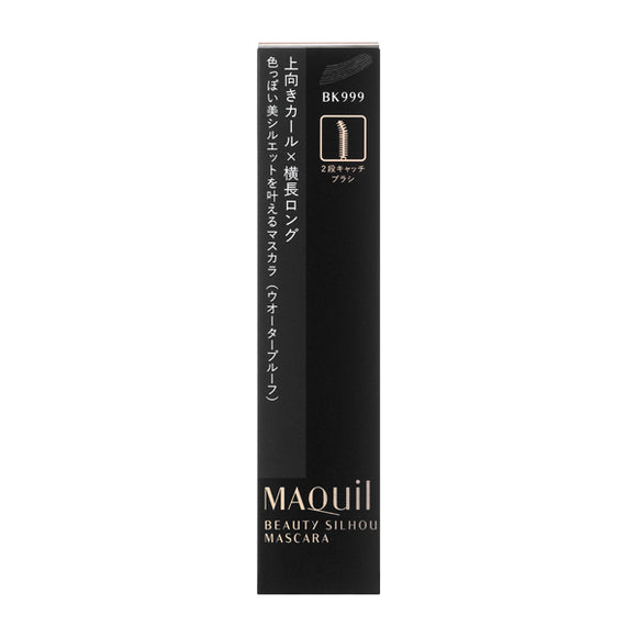 Beauty Silhouette Mascara Bk999