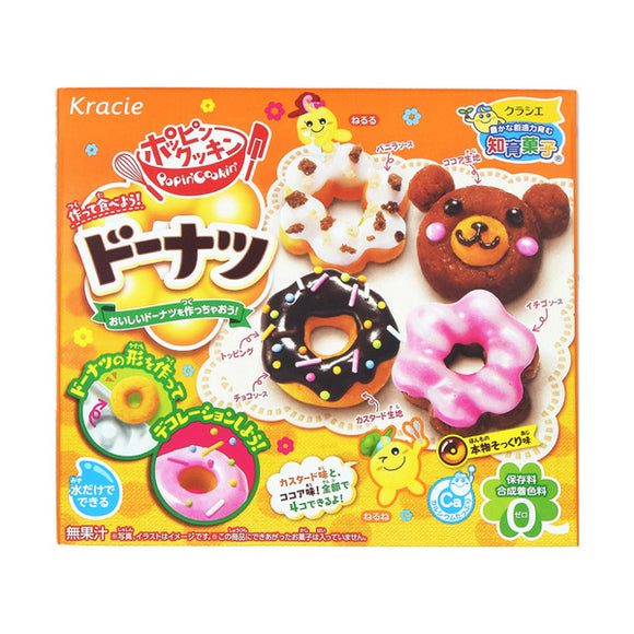 Popin' Cookin' Donut