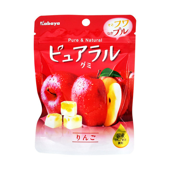 Pureral Gummy, Apple