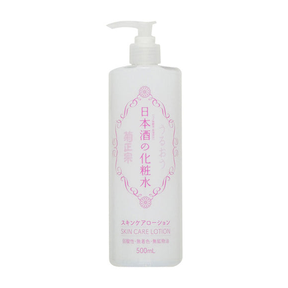 Kiku-Masamune Sake Lotion, 500ml