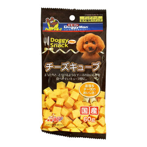 Doggy Snack, Value, Cheese Cubes (For All Dog Types)