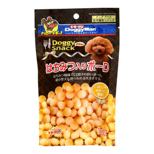 Doggy Snack, Value, Bolo W/Honey (For All Dog Types)