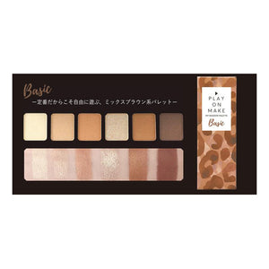 Pm-29 Play On Make My Shadow Palette, Basic