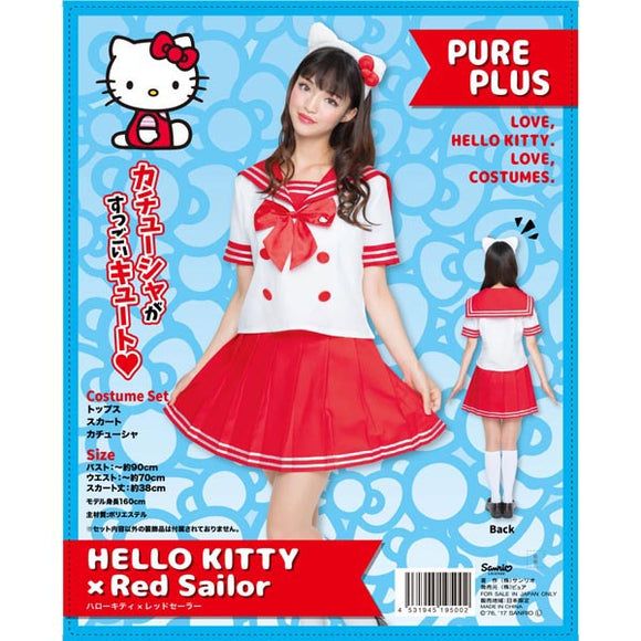 Hello Kitty X Red Sailor