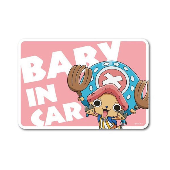 Lcs-521/ Baby In Car/ Chopper/ One Piece Sticker