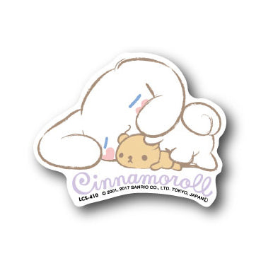 Lcs-410 Cinnamoroll/ Nap Sticker