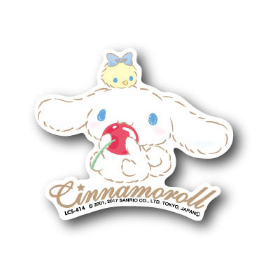 Lcs-414 Cinnamoroll/ Cherry Sticker
