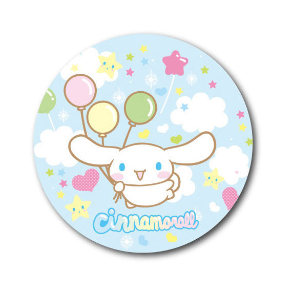 Lcb-196 Cinnamoroll 76Mm Button Badge/ Sanrio Nostalgic Series