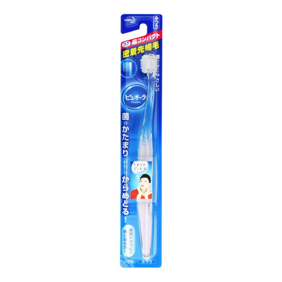 Pureora Super Compact Toothbrush Normal