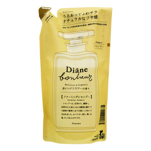 Diane Bonheur Moist Relax Shampoo Orange Flower Fragrance Refill